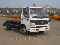 CIMC ZJV5080ZXXHBB5 detachable body garbage truck
