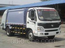 CIMC ZJV5080ZYSHBB garbage compactor truck