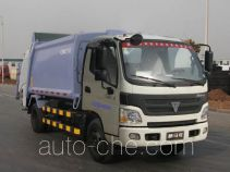 CIMC ZJV5081ZYSLYBJ garbage compactor truck