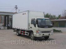 CIMC ZJV5082XBWSD insulated box van truck