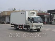 中集牌ZJV5082XLCSD型冷藏车