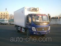 中集牌ZJV5089XLCSD型冷藏车