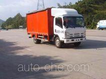 CIMC ZJV5092XXYSZ box van truck