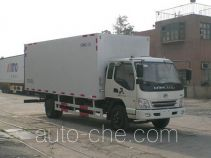 CIMC ZJV5122XBWSD insulated box van truck