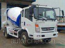 中集牌ZJV5140GJBSZ型混凝土搅拌运输车
