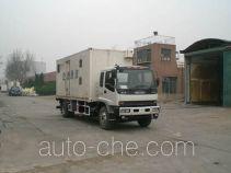 CIMC ZJV5140XTXSD communication vehicle