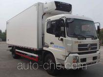 中集牌ZJV5160XLCSH型冷藏车