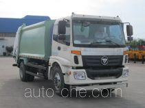 CIMC ZJV5160ZYSHBB4 garbage compactor truck