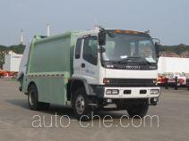 CIMC ZJV5160ZYSHBQ4 garbage compactor truck