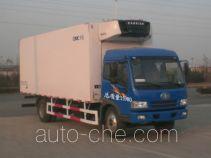 CIMC ZJV5161XLCSD refrigerated truck