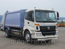 CIMC ZJV5161ZYSHBB5 garbage compactor truck