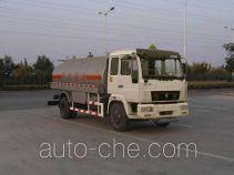 CIMC ZJV5163GJYSD fuel tank truck