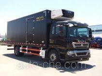 中集牌ZJV5165XLCSD5型冷藏车