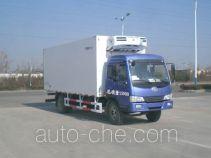 中集牌ZJV5167XLCSD型冷藏车