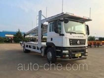CIMC ZJV5181TCLQD car transport truck