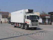 中集牌ZJV5201XLCSD型冷藏车