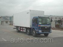 CIMC ZJV5240XBWSD insulated box van truck