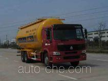 中集牌ZJV5250GFLRJ52型粉粒物料运输车