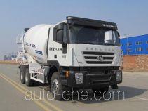 中集牌ZJV5250GJBHJCQC型混凝土搅拌运输车