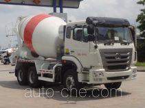 中集牌ZJV5250GJBSZ型混凝土搅拌运输车