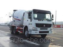 中集牌ZJV5250GJBZH型混凝土搅拌运输车