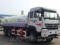 CIMC ZJV5250GSSQDZ sprinkler machine (water tank truck)