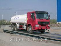 中集牌ZJV5250GSSSD型洒水车