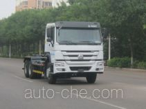 CIMC ZJV5250ZXXHBZ4 detachable body garbage truck