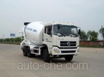 CIMC ZJV5251GJBHJDF concrete mixer truck