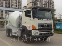 中集牌ZJV5251GJBJM型混凝土搅拌运输车