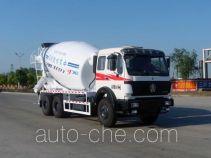 中集牌ZJV5252GJBHJNDA型混凝土搅拌运输车