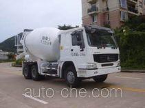 中集牌ZJV5253GJB01型混凝土搅拌运输车