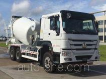 中集牌ZJV5253GJBJM型混凝土搅拌运输车