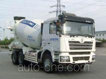 CIMC ZJV5254GJBLYSX4 concrete mixer truck