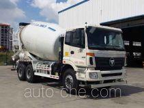 CIMC ZJV5255GJBSZ concrete mixer truck