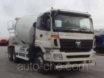 中集牌ZJV5255GJBSZ型混凝土搅拌运输车