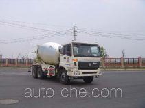中集牌ZJV5255GJBTH04型混凝土搅拌运输车
