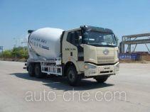 CIMC ZJV5256GJBHJCAA concrete mixer truck