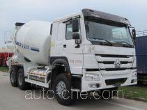 中集牌ZJV5256GJBSZ型混凝土搅拌运输车