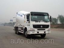 中集牌ZJV5257GJBHJZH型混凝土搅拌运输车