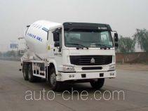 中集牌ZJV5257GJBHJZHA型混凝土搅拌运输车