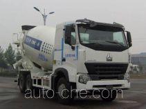 CIMC ZJV5257GJBLYZZ1 concrete mixer truck