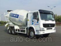 中集牌ZJV5257GJBLYZZ2型混凝土搅拌运输车