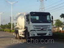 CIMC ZJV5257GJBSZ concrete mixer truck