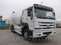 中集牌ZJV5257GJBSZB型混凝土搅拌运输车