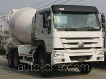 中集牌ZJV5259GJBJM型混凝土搅拌运输车
