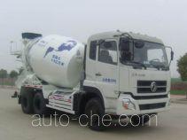 中集牌ZJV5259GJBLYDF型混凝土搅拌运输车