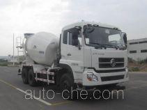 中集牌ZJV5259GJBLYDF1型混凝土搅拌运输车