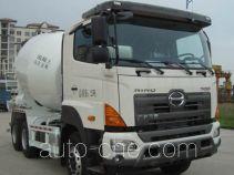 中集牌ZJV5259GJBSZA型混凝土搅拌运输车