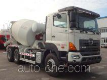 CIMC ZJV5259GJBSZA concrete mixer truck